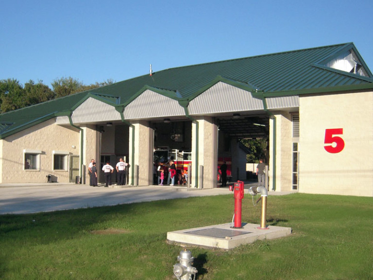 Baytown Fire Station 5