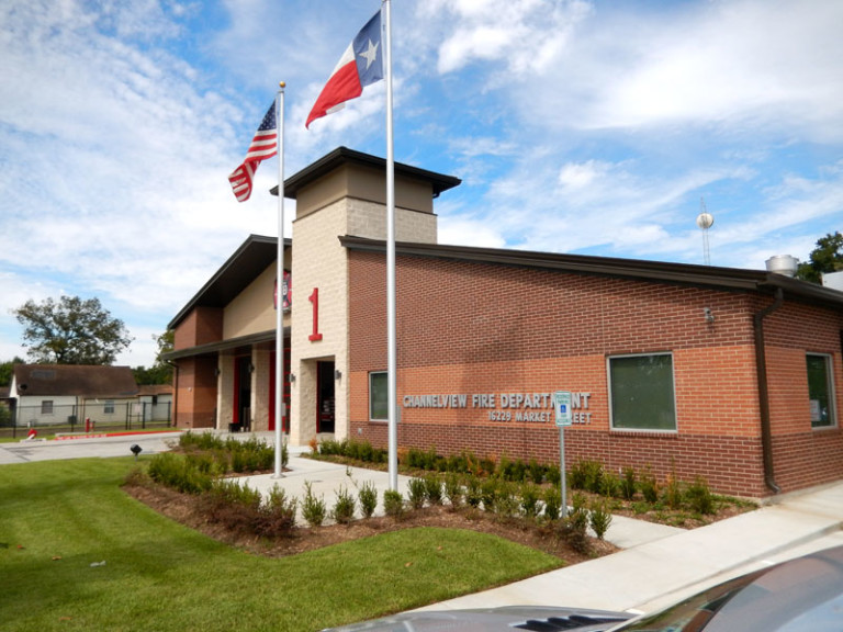 Channelview Fire Station 1