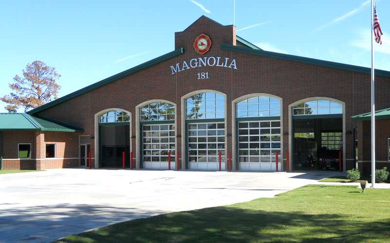 Magnolia Fire & Rescue 181