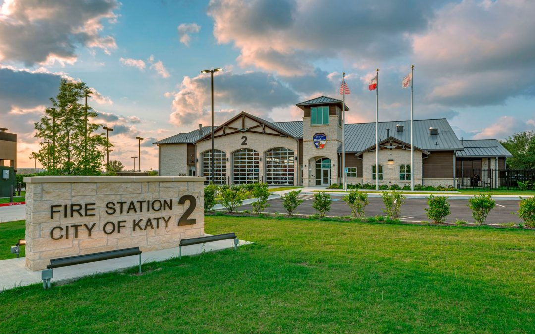 Katy Fire Station #2 Grand Opening