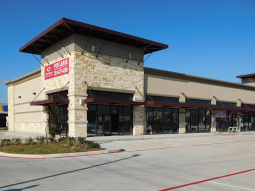 Retail Center -Th Center at Victory Lakes