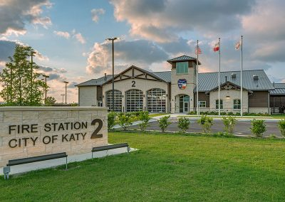 Katy Fire Station No. 2